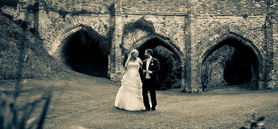 Hedingham Castle Wedding Photographer – Jerome and Charlene at Hedingham Castle