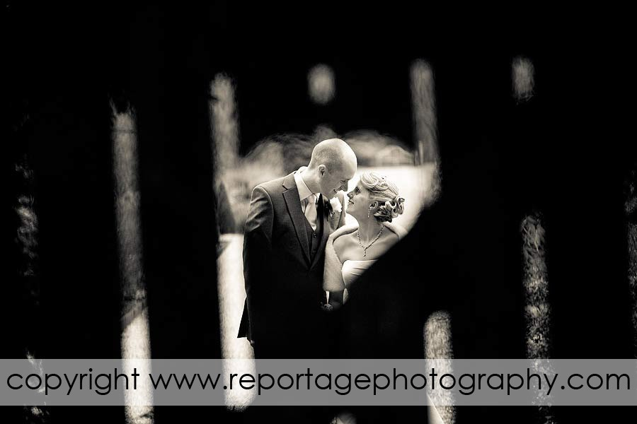 Gaynes Park Wedding Photography – Andy and Sarah