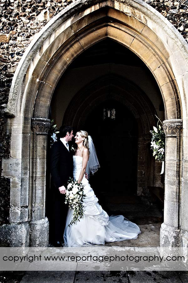 Felsted Church Wedding photographer