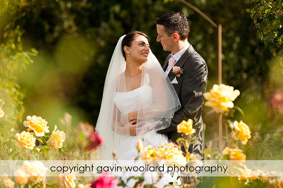 Spains Hall wedding, Finchingfield