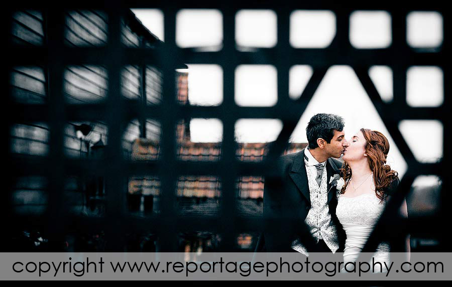 Crondon Park Wedding Photography – a single image