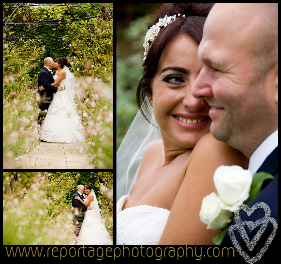 Gaynes Park Wedding Photography – Simon and Lucy