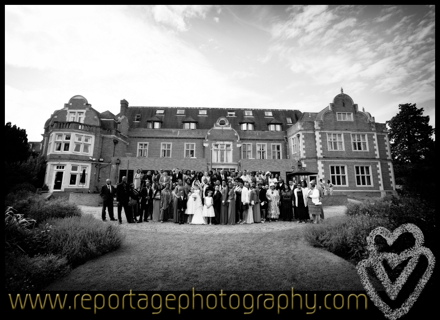 Savill Court wedding photographer | Egham | Surrey weddings