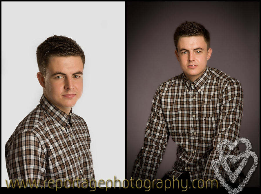 Essex portrait photographer Gavin Woollard
