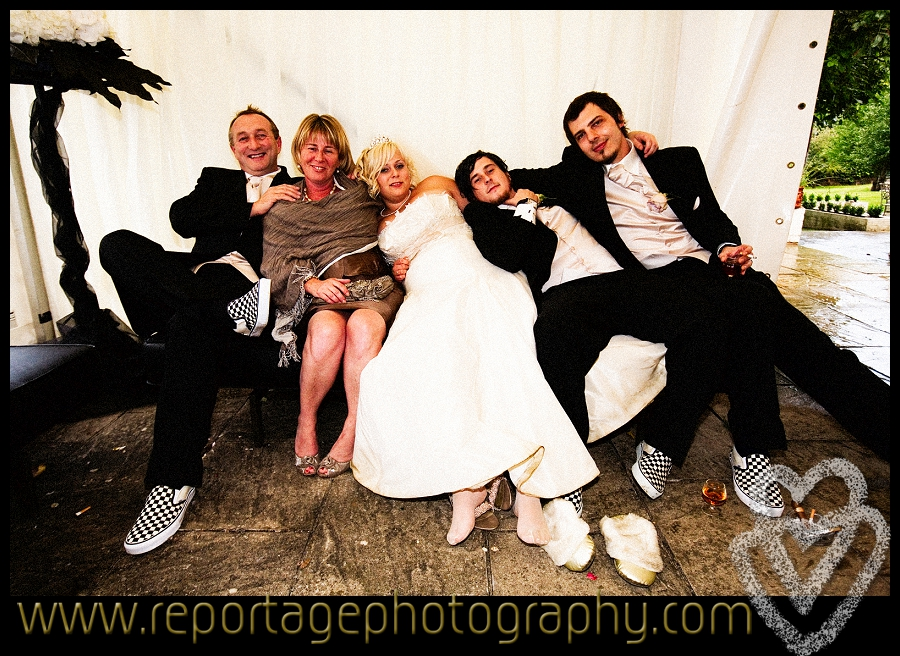 Rock and Roll Bride Chelmsford Photographers