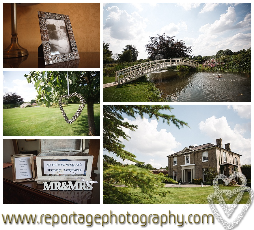 Fennes Estate wedding