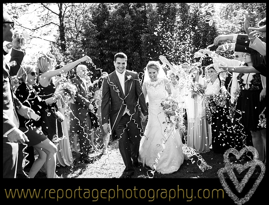 Wedding photography at De Rougemont Manor
