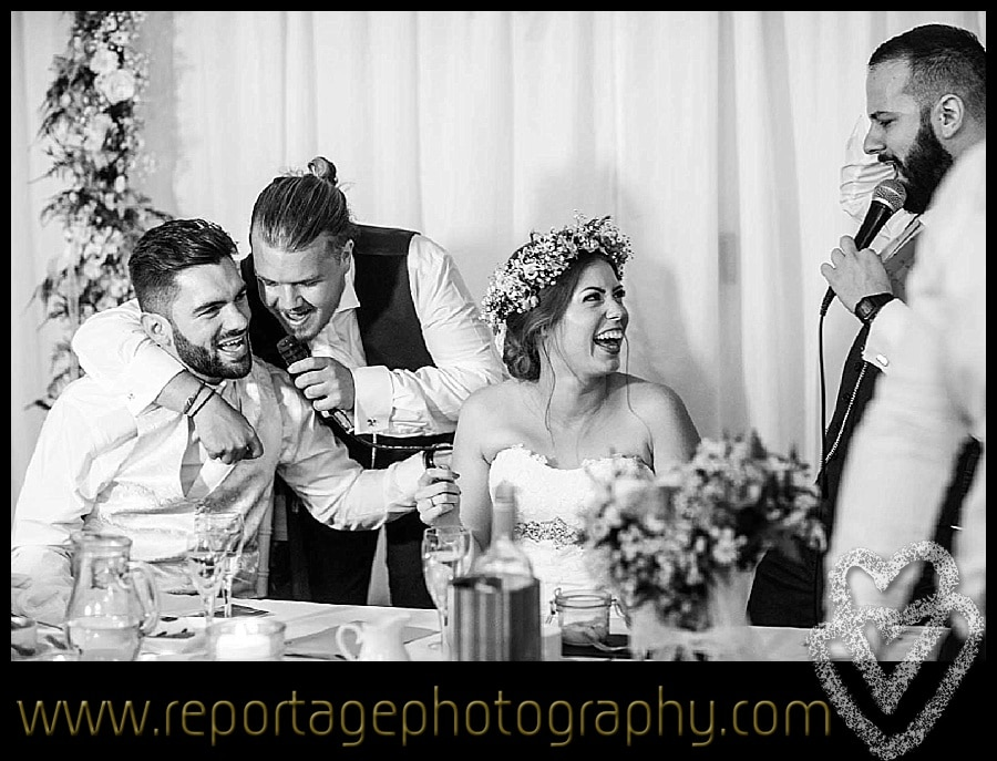 Mulberry House wedding reportage photo