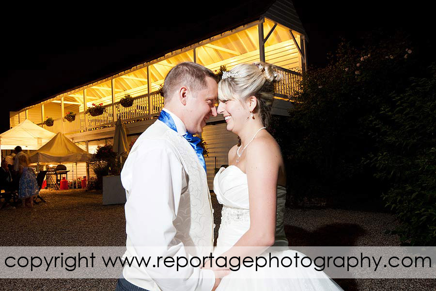 Wedding photographer at the Reid Rooms