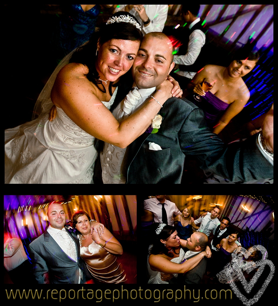 Crondon Park first dance pictures