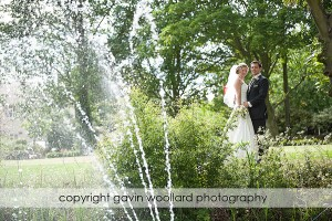 Channels Golf Club Wedding Photographer – David and Victoria