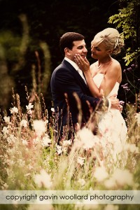 Gaynes Park Wedding Photography – Eren and Kirsty
