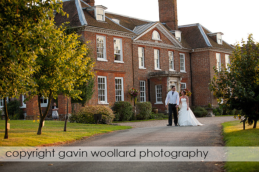 Chilston Park Wedding Photography – Gawain and Louise