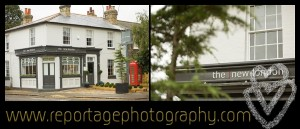 The New London restaurant | Chelmsford commercial photography